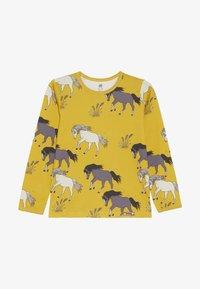 Walkiddy - Langærmede T-shirts - dark yellow - 2