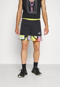 adidas Originals - LOVE UNITES UNISEX - Shorts - multicolour - 0