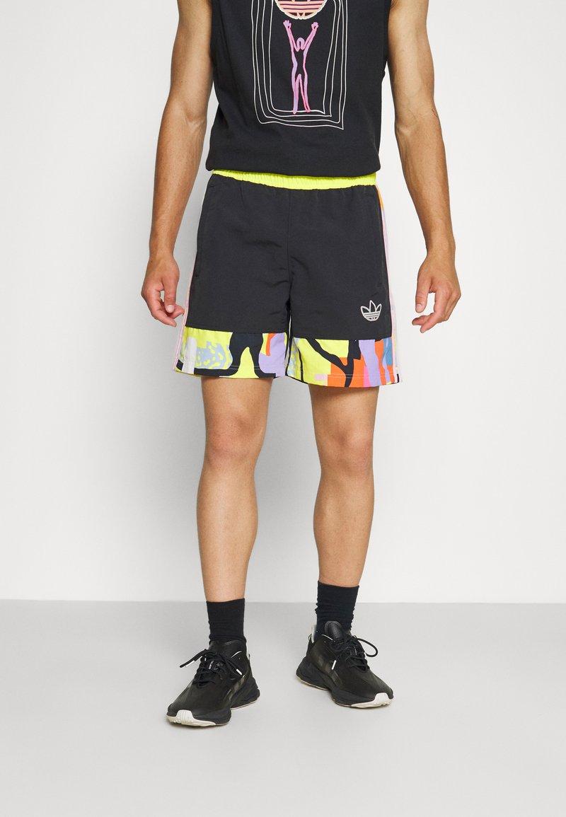 adidas Originals - LOVE UNITES UNISEX - Shorts - multicolour