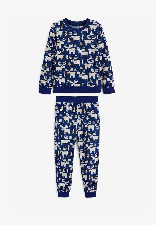PYJAMAS SET - Pyjama set - dark blue