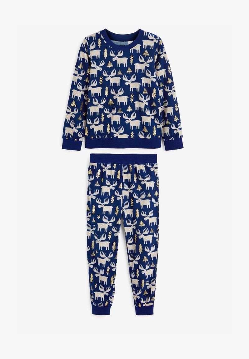 Next - PYJAMAS SET - Pyjama set - dark blue