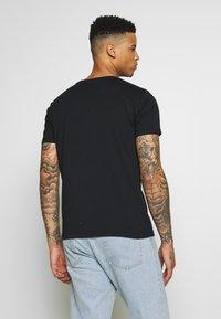 Esprit - LOGO - T-shirt con stampa - black - 2