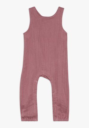 SILVA ROMPER SLEEVELESS BABY - Combinaison - old rose
