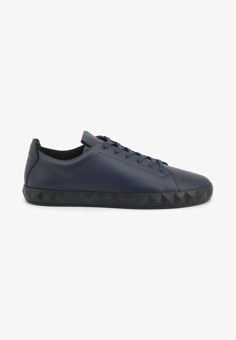 Emporio Armani - Trainers - dark blue
