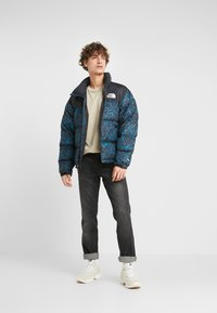 The North Face - UNISEX - Down jacket - blue coral - 1