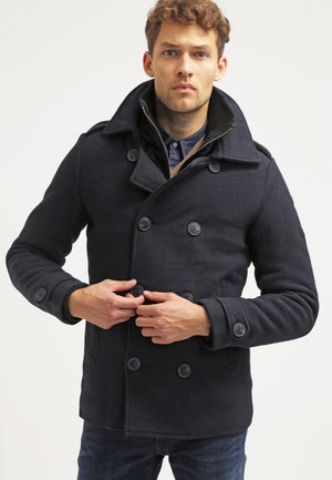 Winter jacket - black navy