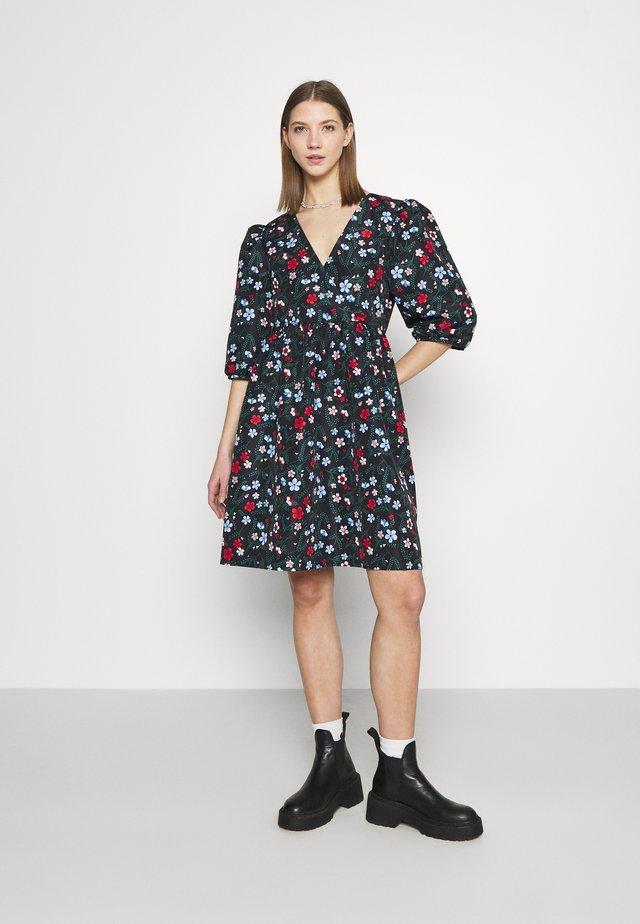 CELIA DRESS - Sukienka letnia - black