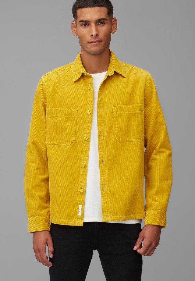 Shirt - oily yellow