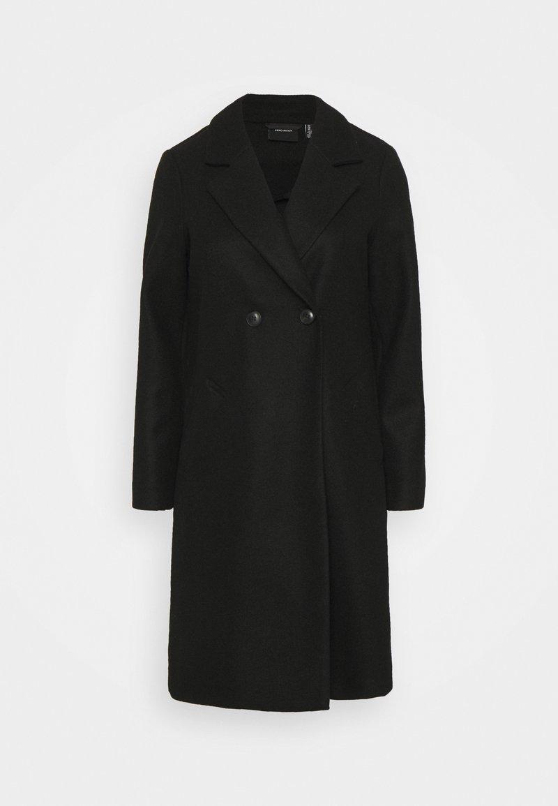 Vero Moda - VMFORTUNEADDIE JACKET - Klasyczny płaszcz - black