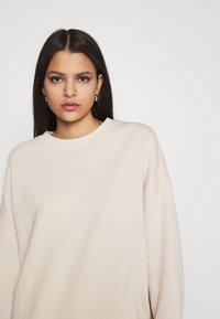 Monki - GALI  - Sweatshirt - beige - 3