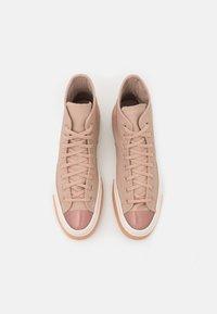 Converse - CHUCK 70  - Baskets montantes - silt red/vintage white - 4