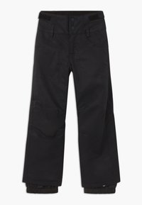 Roxy - DIVERSION MEMO - Snow pants - true black - 0