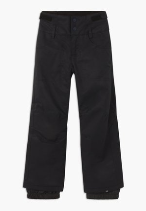 DIVERSION MEMO - Snow pants - true black