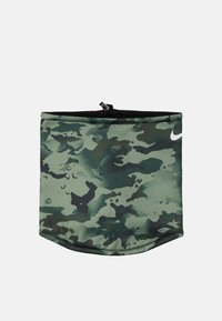 Nike Performance - REVERSIBLE NECK WARMER UNISEX - Schlauchschal - black/spiral sage/white - 2