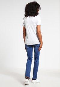 Esprit Maternity - Straight leg jeans - medium wash - 2