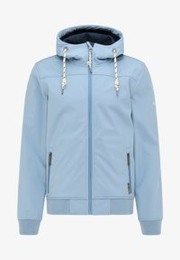 Schmuddelwedda - Soft shell jacket - denimblau - 4