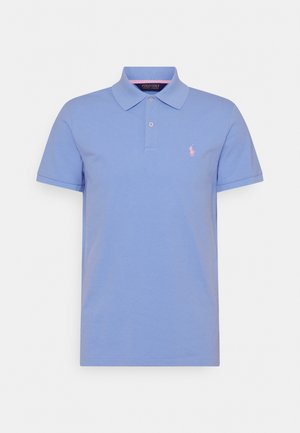 SHORT SLEEVE - Polo shirt - blue lagoon