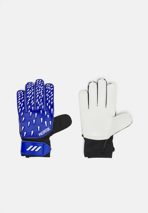 PRED UNISEX - Goalkeeping gloves - royal blue/white/black