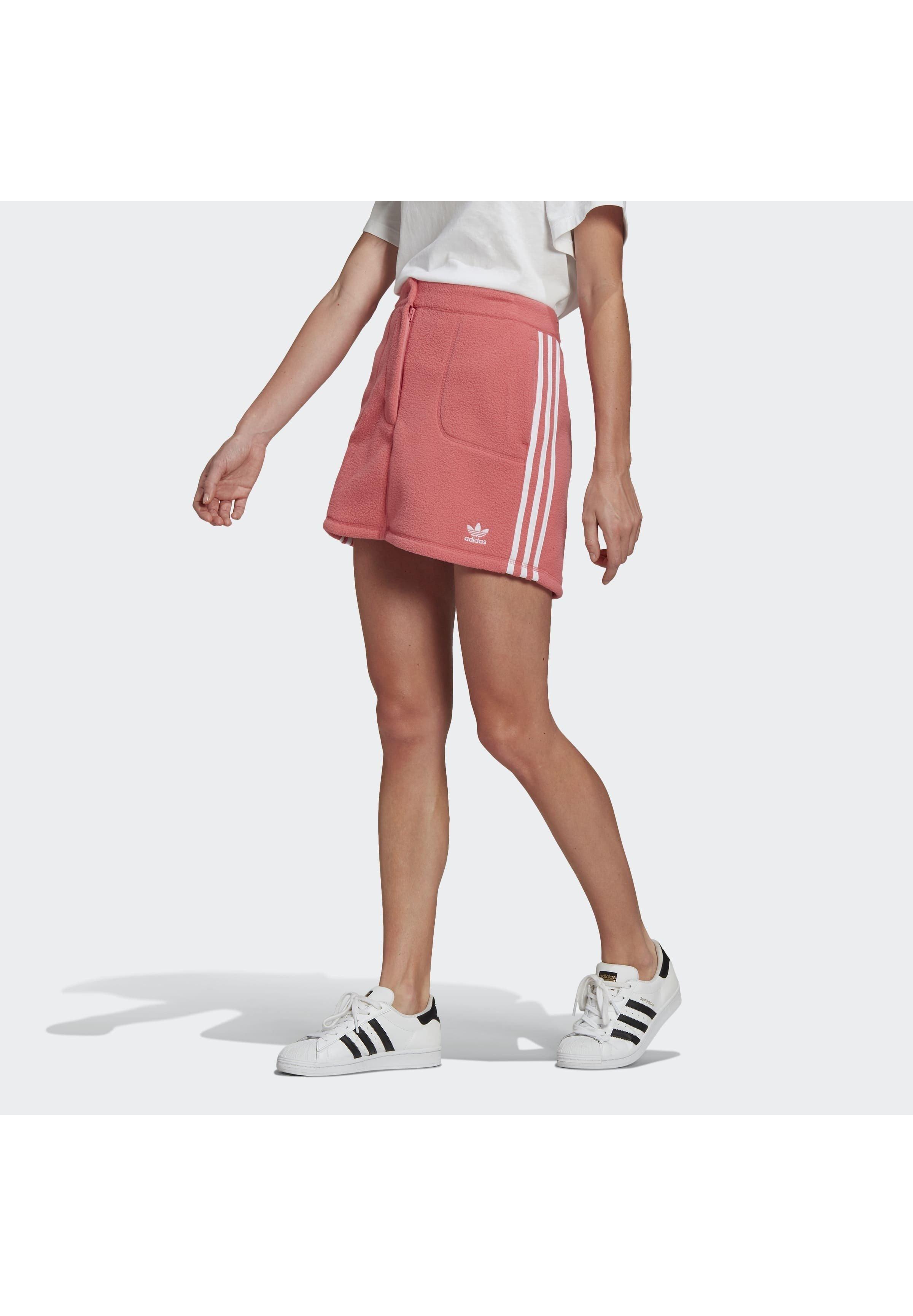 Women FLEECE  - Mini skirt