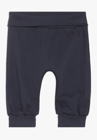 Sense Organics - SJORS BABY PANT 3 PACK - Pantalon classique - mustard/navy/grey melange - 2