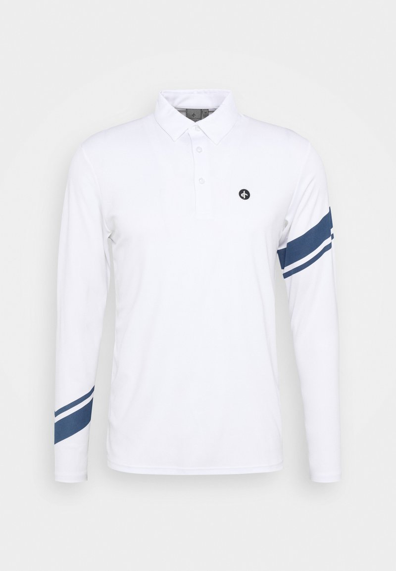 Cross Sportswear - MENS VECTOR - Polotričko - white