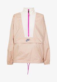 Nike Sportswear - Windbreaker - shimmer/pale ivory/fire pink - 5