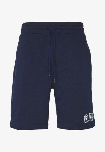 NEW ARCH LOGO - Shorts - tapestry navy