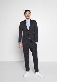 Esprit Collection - COMFORT SUIT - Oblek - dark blue - 0