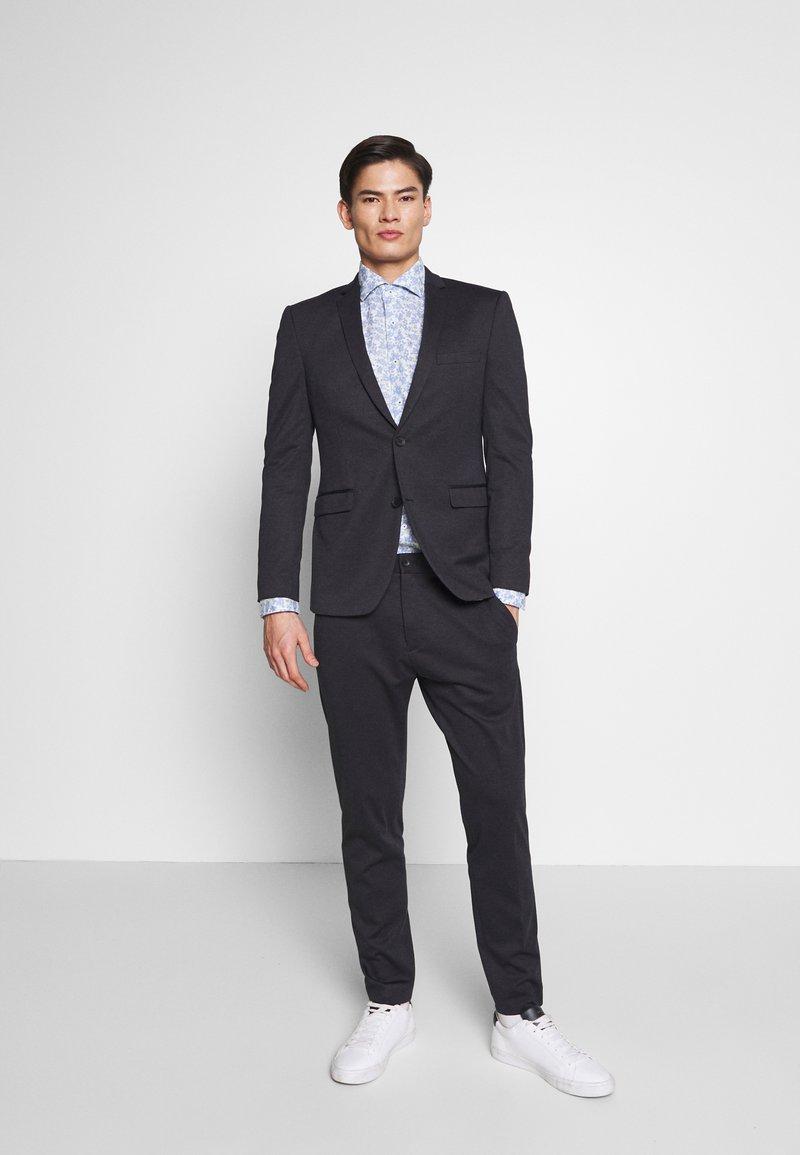 Esprit Collection - COMFORT SUIT - Oblek - dark blue