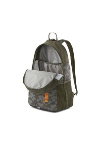 Puma - STYLE BACKPACK UNISEX - Rucksack - forest night-camo aop - 2