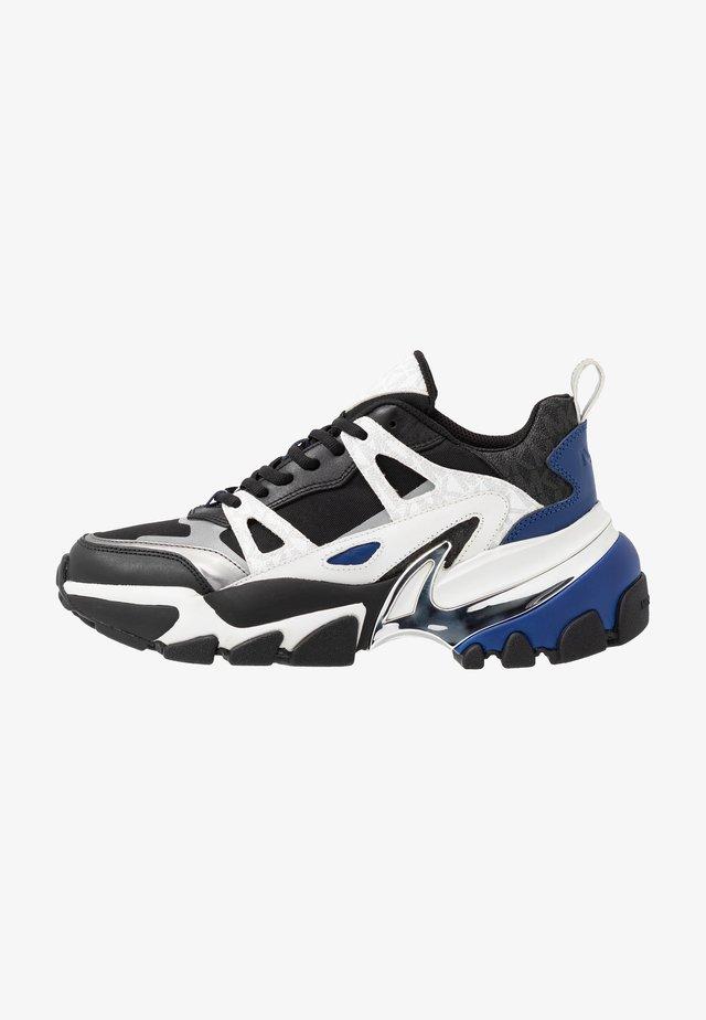 NICK - Sneakers laag - twilight blue