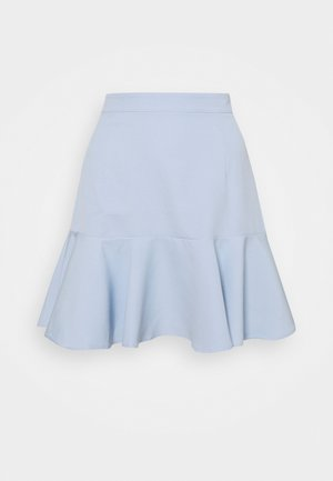 Mini skirt - light blue