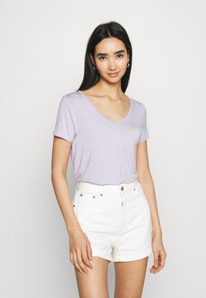 ICON EASY - Basic T-shirt - lavender