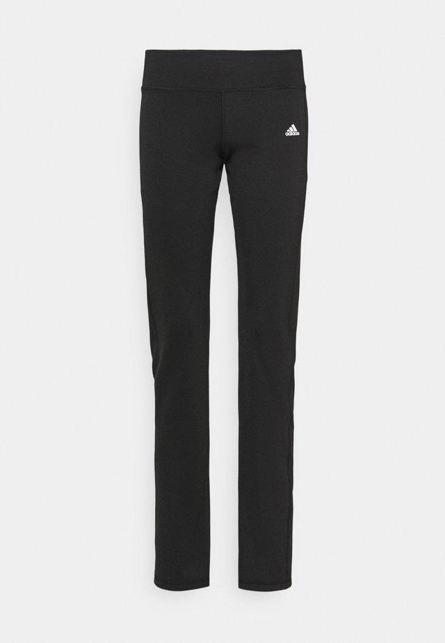 Teplákové kalhoty - black/white