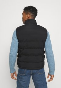Glorious Gangsta - BAZIN GILLET - Veste sans manches - black - 2