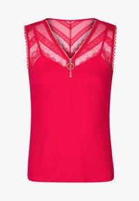 Morgan - Blouse - mottled pink - 4