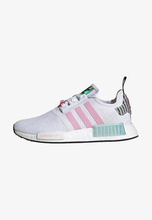 NMD_R1 W - Sneaker low - ftwwht/trupnk/cblack