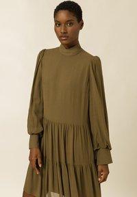 IVY & OAK - Shirt dress - beech - 2