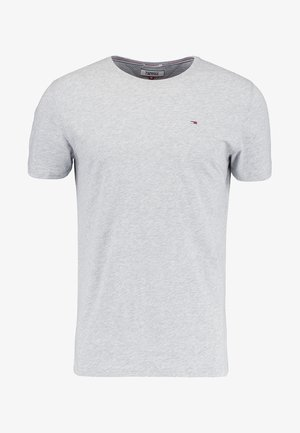 ORIGINAL TEE REGULAR FIT - Jednoduché triko - light grey