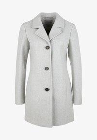 s.Oliver - Short coat - light grey melange - 3