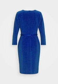 Lauren Ralph Lauren - BONDED DRESS - Shift dress - french ultramarin - 6