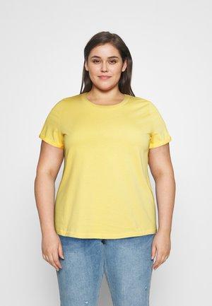 VMPAULA - Basic T-shirt - cornsilk