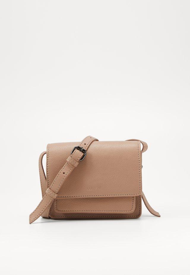 MINI - Across body bag - brush beige