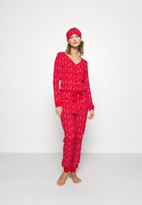 Anna Field - SET - Pyžamo - red - 1