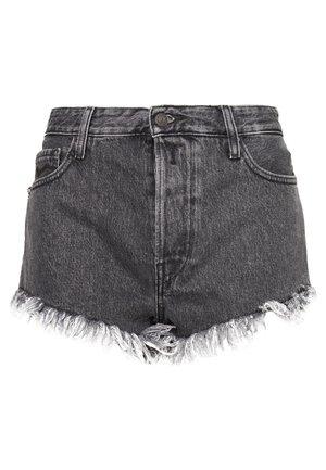 Shorts vaqueros - dark grey