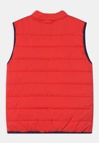 Timberland - PUFFER - Waistcoat - orange - 1