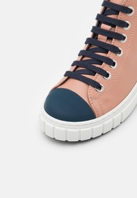 Marni - High-top trainers - light pink - 5