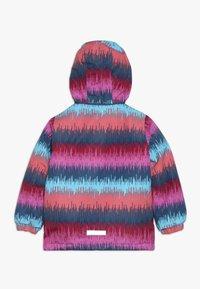 Color Kids - DIKSON PADDED JACKET - Lyžařská bunda - super pink - 1