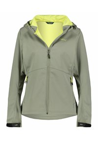 Meru - Soft shell jacket - khaki - 4