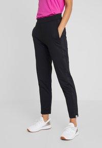 ONLY Play - ONPPYTHON PANTS - Pantalones deportivos - black - 0